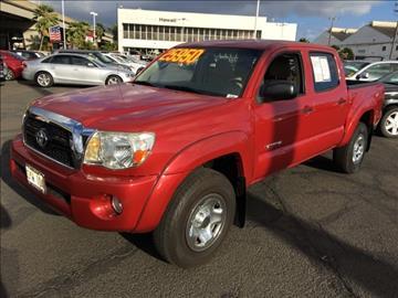 2011 Toyota Tacoma for sale in Honolulu, HI