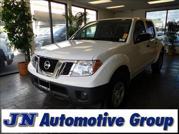2012 Nissan Frontier for sale in Honolulu, HI