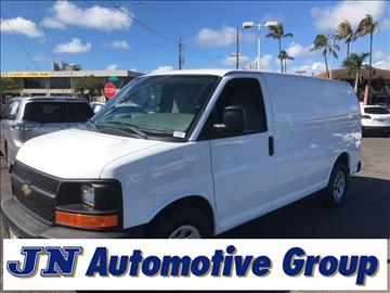 2012 Chevrolet Express Cargo for sale in Honolulu, HI