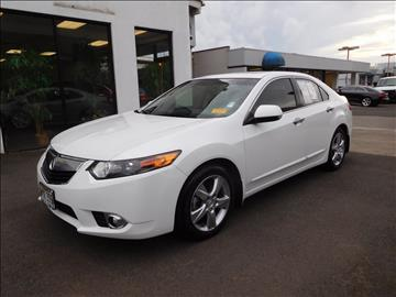 2013 Acura TSX for sale in Honolulu, HI