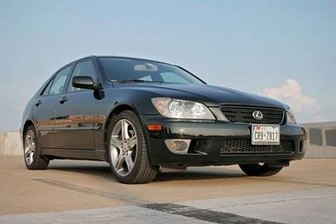 2004 Lexus IS 300 for sale at Fast Lane Direct in Lufkin TX