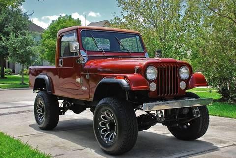 1982 Jeep Scrambler for sale in Lufkin, TX