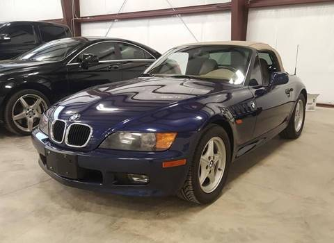 1997 BMW Z3 for sale at Fast Lane Direct in Lufkin TX