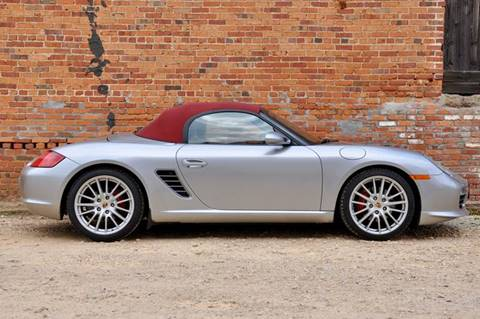 2008 Porsche Boxster for sale at Fast Lane Direct in Lufkin TX