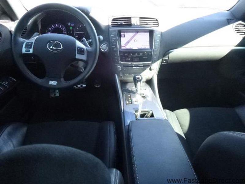 2012 Lexus IS 250 Base 4dr Sedan 6A - Lufkin TX
