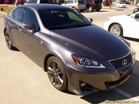 2012 Lexus IS 250