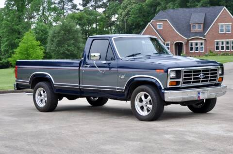 1985 Ford F-150