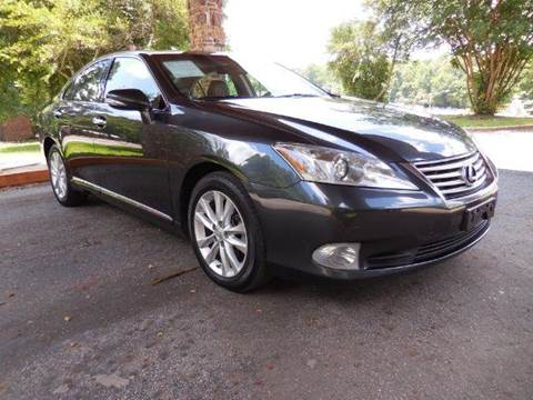 2011 Lexus ES 350 for sale at Fast Lane Direct in Lufkin TX