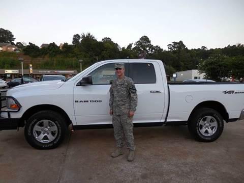 2011 RAM Ram Pickup 1500 for sale at Fast Lane Direct in Lufkin TX