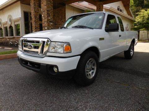 2011 Ford Ranger for sale at Fast Lane Direct in Lufkin TX