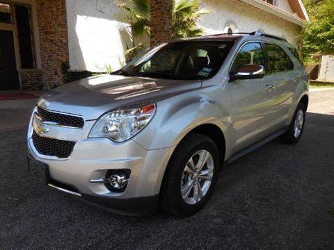 2013 Chevrolet Equinox for sale at Fast Lane Direct in Lufkin TX