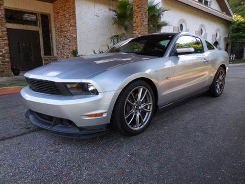 2011 Ford Mustang for sale at Fast Lane Direct in Lufkin TX