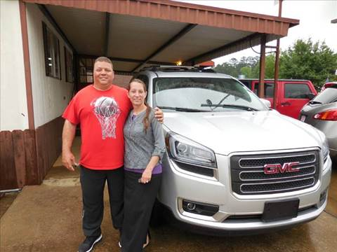 2014 GMC Acadia for sale at Fast Lane Direct in Lufkin TX