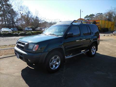 2001 Nissan Xterra for sale at Fast Lane Direct in Lufkin TX