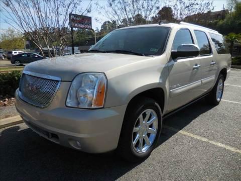 2008 GMC Yukon XL for sale at Fast Lane Direct in Lufkin TX