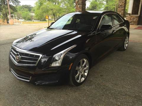 2014 Cadillac ATS for sale at Fast Lane Direct in Lufkin TX