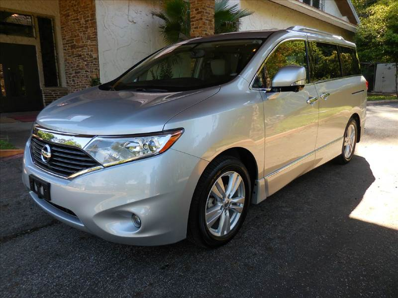 2014 Nissan Quest for sale at Fast Lane Direct in Lufkin TX