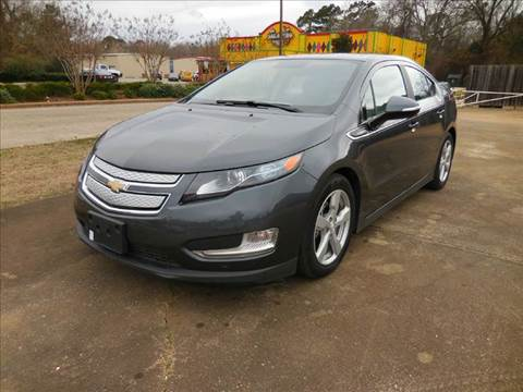 2013 Chevrolet Volt for sale at Fast Lane Direct in Lufkin TX
