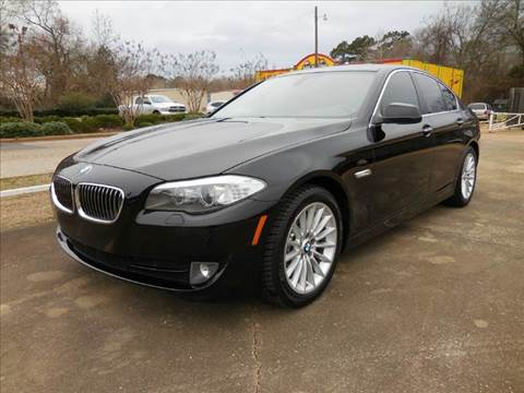 2011 BMW 5 Series for sale at Fast Lane Direct in Lufkin TX