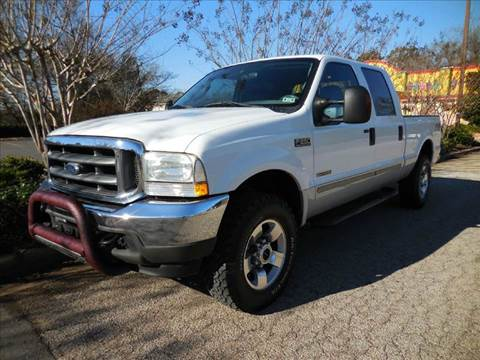 2004 Ford F-250 Super Duty for sale at Fast Lane Direct in Lufkin TX