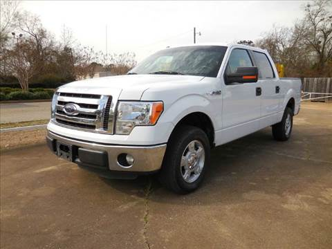 2012 Ford F-150 for sale at Fast Lane Direct in Lufkin TX