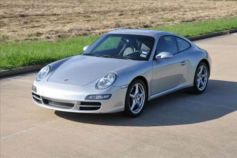 2006 Porsche 911 for sale at Fast Lane Direct in Lufkin TX