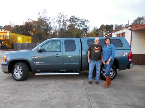 2008 GMC Sierra 1500 for sale at Fast Lane Direct in Lufkin TX