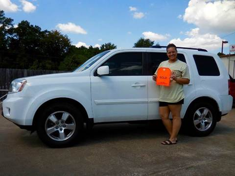 2009 Honda Pilot for sale at Fast Lane Direct in Lufkin TX