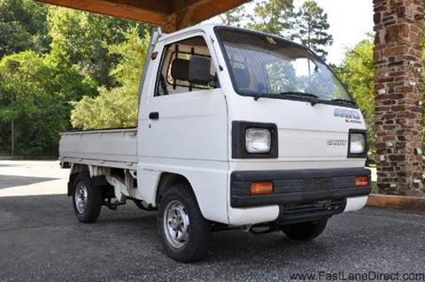1989 Suzuki Carry for sale at Fast Lane Direct in Lufkin TX