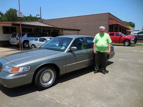 2000 Mercury Grand Marquis for sale at Fast Lane Direct in Lufkin TX