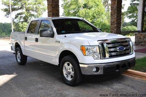 2011 Ford F-150 for sale at Fast Lane Direct in Lufkin TX