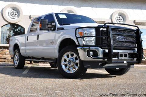 2012 Ford F-250 Super Duty for sale at Fast Lane Direct in Lufkin TX