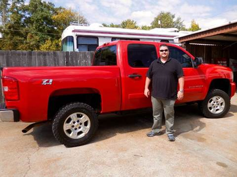 2007 Chevrolet Silverado 1500 for sale at Fast Lane Direct in Lufkin TX