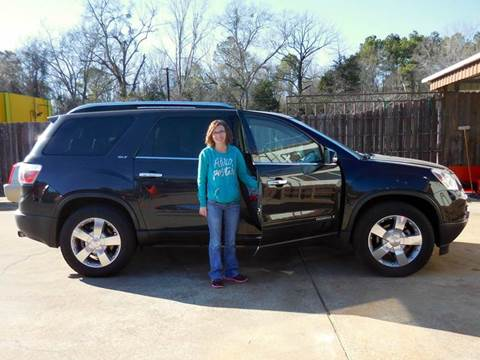 2008 GMC Acadia for sale at Fast Lane Direct in Lufkin TX