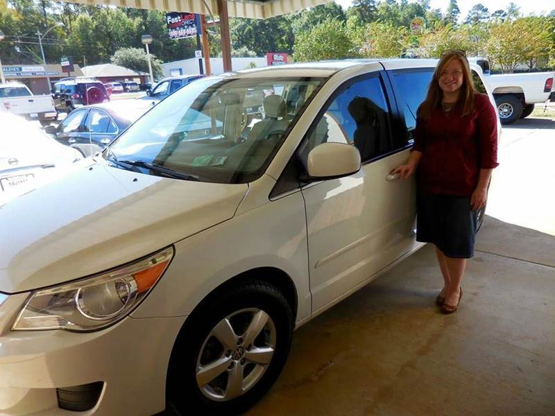 2010 Volkswagen Routan for sale at Fast Lane Direct in Lufkin TX