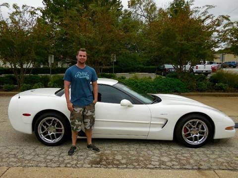 2001 Chevrolet Corvette for sale at Fast Lane Direct in Lufkin TX