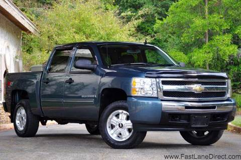 2009 Chevrolet Silverado 1500 for sale at Fast Lane Direct in Lufkin TX