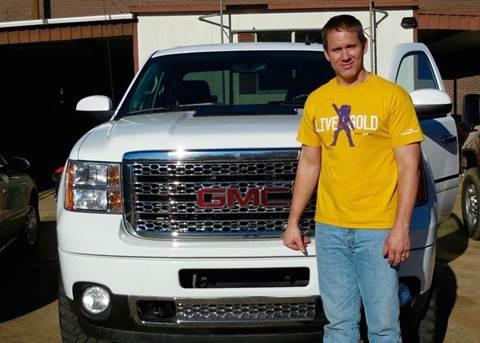 2011 GMC Sierra 2500HD for sale at Fast Lane Direct in Lufkin TX