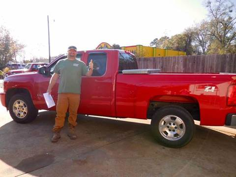 2008 Chevrolet Silverado 1500 for sale at Fast Lane Direct in Lufkin TX