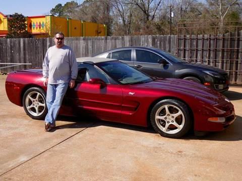 2003 Chevrolet Corvette for sale at Fast Lane Direct in Lufkin TX