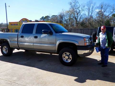 2003 Chevrolet Silverado 2500HD for sale at Fast Lane Direct in Lufkin TX