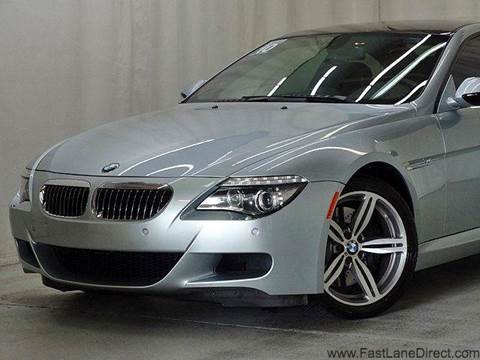 2010 BMW M6 for sale at Fast Lane Direct in Lufkin TX