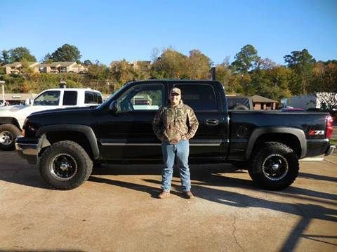 2006 Chevrolet Silverado 1500 for sale at Fast Lane Direct in Lufkin TX