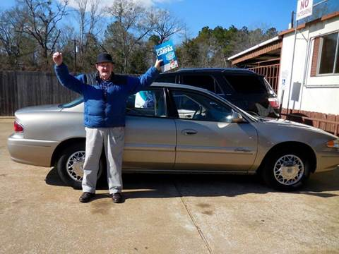 2002 Buick Century for sale at Fast Lane Direct in Lufkin TX