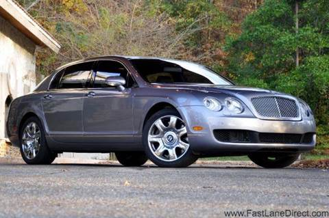 2006 Bentley Continental Flying Spur for sale at Fast Lane Direct in Lufkin TX