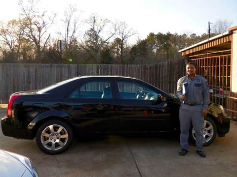 2006 Cadillac CTS for sale at Fast Lane Direct in Lufkin TX