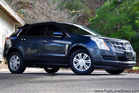 2010 Cadillac SRX for sale at Fast Lane Direct in Lufkin TX