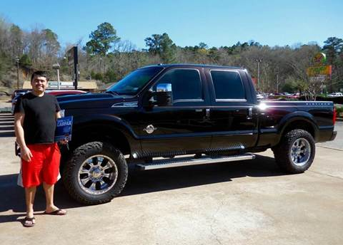 2013 Ford F-250 Super Duty for sale at Fast Lane Direct in Lufkin TX