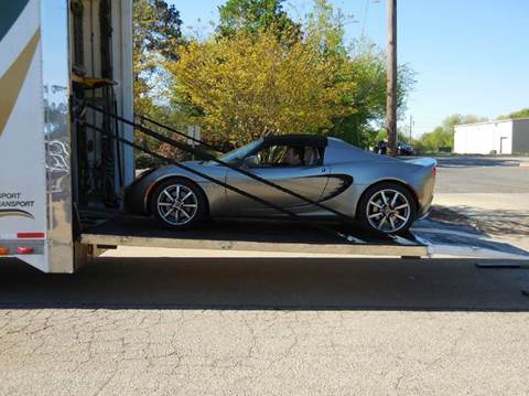 2006 Lotus Elise for sale at Fast Lane Direct in Lufkin TX