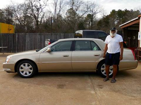 2006 Cadillac DTS for sale at Fast Lane Direct in Lufkin TX
